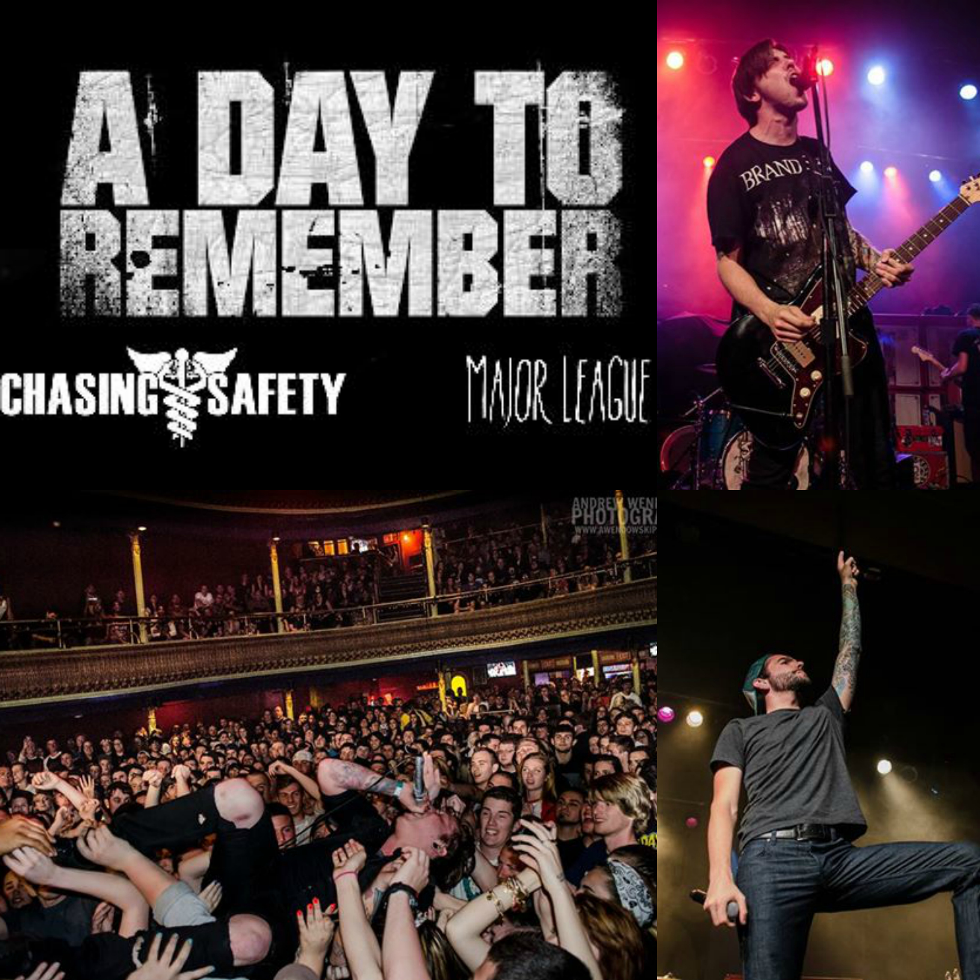 A Day To Remember is RIGHT BACK AT IT AGAIN with a ... A Day To Remember Right Back At It Again